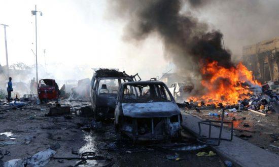 Death Toll from Blasts in Somalia's Capital Mogadishu Tops 200