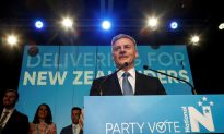 New Zealand Likely to Announce New Government by End of Week