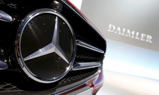 Daimler Recalls Over 1 Million Vehicles Worldwide for Air Bag Fix