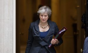 British Prime Minister Heads for Brussels After Brexit Talks Deadlock