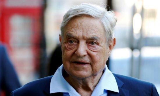 George Soros Foundations Now Control $18 Billion: Reports