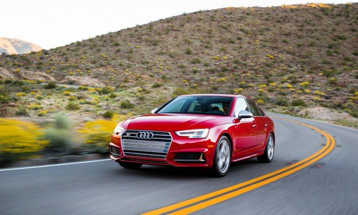 Audi S Sedan - Audi s4 horsepower