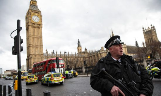 Spy Chief: ISIS Faltering in Syria, but UK Threat Highest for 30 Years