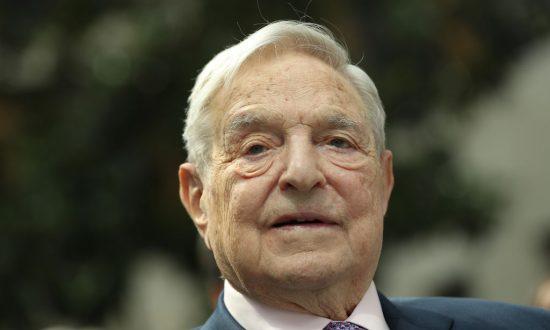 George Soros Pours $18 Billion Into His Foundation