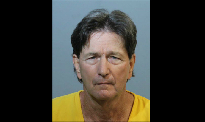 A police mug shot of Jeffrey Michels, who turned 65 on Oct. 18, was taken on Oct 12, 2017. (Courtesy Seminole County Sherrif's Office)