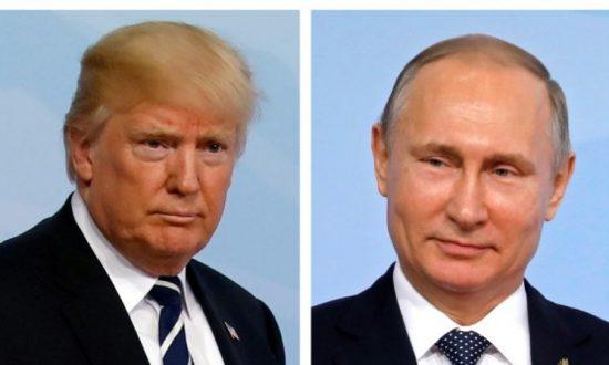 Putin: Trump Should Be Respected
