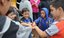 A Miracle in the Life of Refugee Children