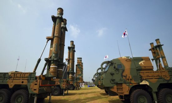 South Korean Army Lays Out Plans to Take out North's Artillery and SCUD Facilities