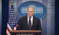 In Emotional Speech, Gen. Kelly Calls on Media To Respect 'Last Thing That Is Sacred in Our Society'