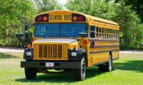 Update: School Bus with Painted Over Name Tries to Pick up Children in Southwest Michigan