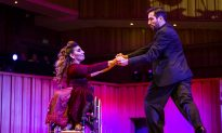 Dancing Tango in a Wheelchair