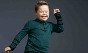 11-Year-Old Boy With Down's Syndrome Becomes Model for High Street Fashion Company