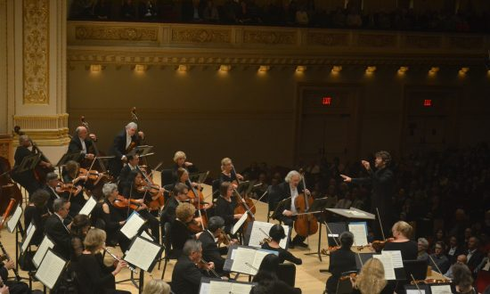 The Orchestra of St. Luke's Starts Its Carnegie Hall Season