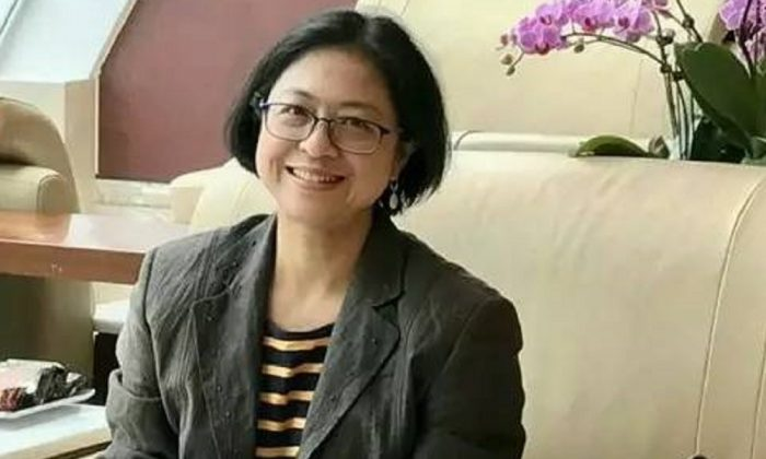 The 49-year-old academic Lu Li-an is the sole delegate to the Chinese Communist Party's 19th Party Congress to have been born in Taiwan. (Shanghai Taiwanese Compatriots Association)