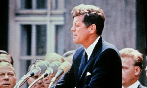 President Trump Allows Release of Secret JFK Assassination Documents