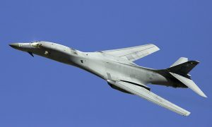 US B1-B Bombers, High-Tech Fighters Flex Muscles at Seoul Air Show