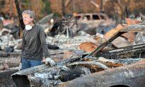 Car Collector's Rare Cars Burn Away in California Wildfires