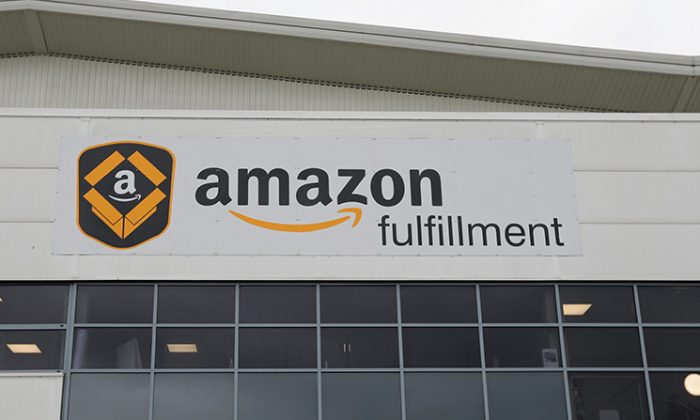 Sometimes Amazon offers unexpected sorts of fulfillment. (Dan Kitwood/Getty Images)