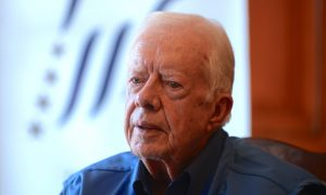 Former President Jimmy Carter Comes to Trump's Defense