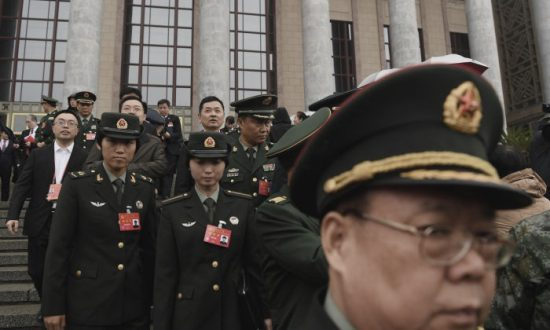 Chinese Minister Reveals Number of High-Ranking Military Officials Purged by Xi Jinping