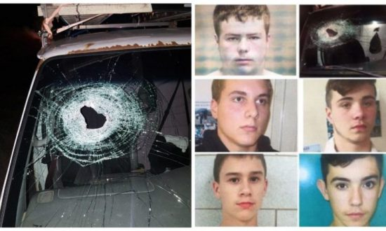 5 Teens Charged With Murder in Death of Man Killed by Rock Thrown From Highway Overpass