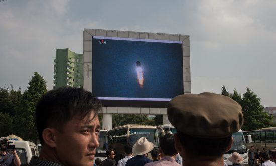 """Once Hungry for War, North Korea Now Talks About """"Global Peace"""""""