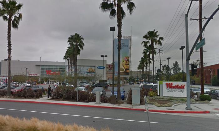 Westfield Culver City mall, Calif. (Screenshot via Google Street View)