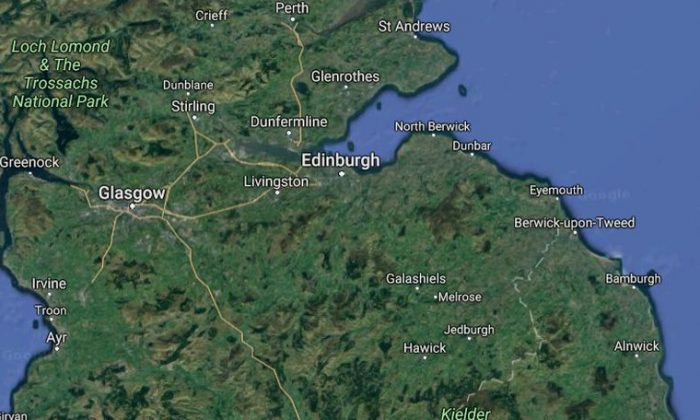 A mother in Edinburgh, U.K., who found that her baby's coffin was empty after she spent 40 years trying to get it exhumed, now wants a DNA test carried out. (Google Maps)
