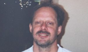Las Vegas Killer's Laptop Missing Hard Drive