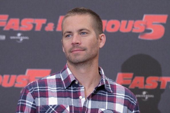 """Paul Walker attends the """"Fast & Furious 5"""" photocall in Rome. (Photo by Ernesto Ruscio/Getty Images)"""