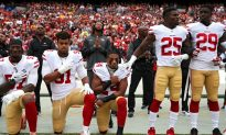 In Response to NFL Anthem Protests, Fewer Officers Show Up