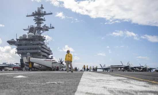 US Adds 2 Aircraft Carriers and Strike Groups to Asia Pacific