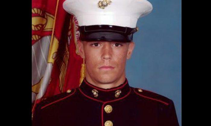 USMC Cpl. Max Donahue. (US Marines)