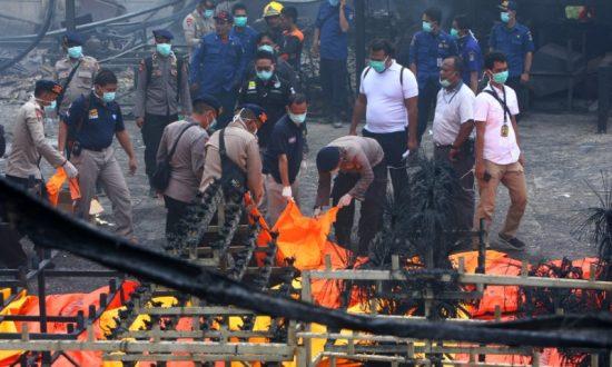 Indonesia Fireworks Factory Blasts Kill 47, Injure Dozens: Police
