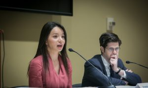 Miss World Canada Anastasia Lin Calls For Action on Forced Organ Harvesting