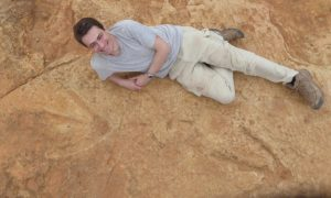 Fossil Footprints Reveal Existence of Big Early Dinosaur Predator