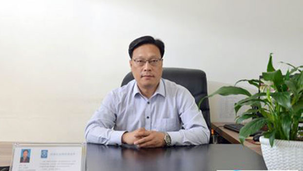 Wang Lei, Chinese human rights lawyer from Henan Province. (RFA)