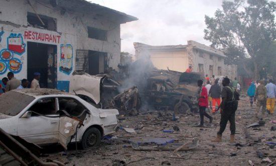 Islamists Attack Somali Hotel, Killing at Least 29, Police Say