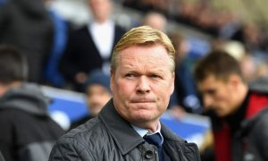 Ronald Koeman Leaves Everton after Run of Poor Results