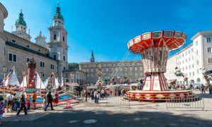 Fashionably Traditional at Salzburg's St. Rupert's Festival