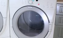 Mother Warns Parents After Toddler Gets Sucked Into Spinning Dryer