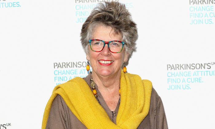 Prue Leith quickly deleted the tweet. (Tim P. Whitby/Getty Images)