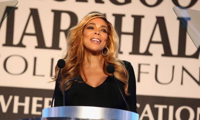 Wendy Williams hosts the Thurgood Marshall College Fund 28th Annual Awards Gala at Washington Hilton in Washington, DC on Nov. 21, 2016. (Photo by Teresa Kroeger/Getty Images for Thurgood Marshall College Fund)