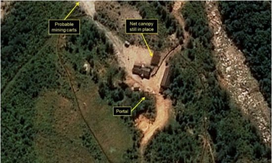 Up to 200 Killed After Tunnel Collapses at North Korea Nuclear Site