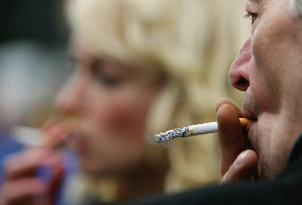 Some non-smoking employees grew frustrated with their smoking counterparts, who take multiple cigarette breaks during the working day. (Jeff J Mitchell/Getty Images)