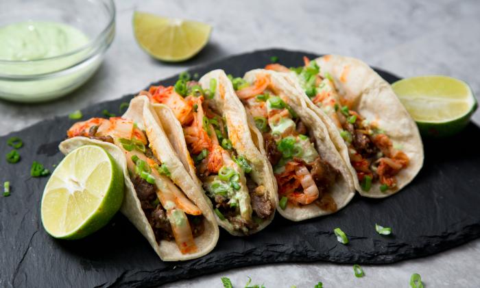 Tacos. (Samira Bouaou/The Epoch Times)