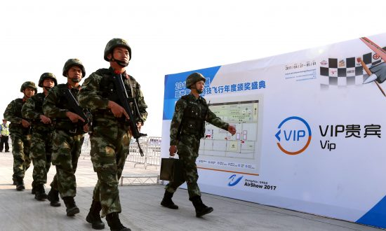In Latest Battle With Opposing Faction, Chinese Leader Xi Jinping Takes Command of Armed Police
