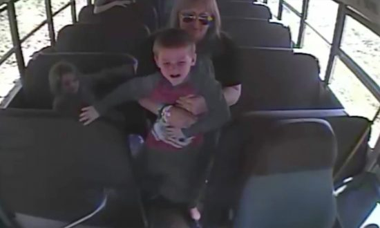 Incredible! See how an Oklahoma bus driver saved a 5-year-old student's life