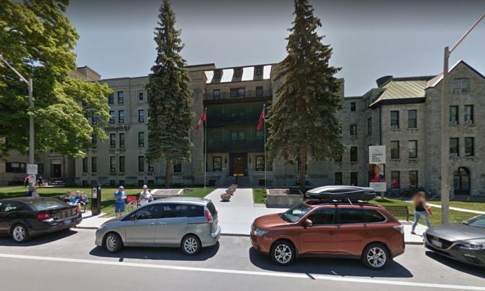 Kingston General Hospital. (Screenshot via Googlemaps Streetview)