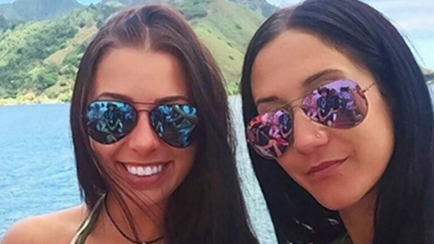 Isabelle Lagace pleaded guilty to attempting to smuggle cocaine into Australia has been sentenced to five years in prison. (Instagram)
